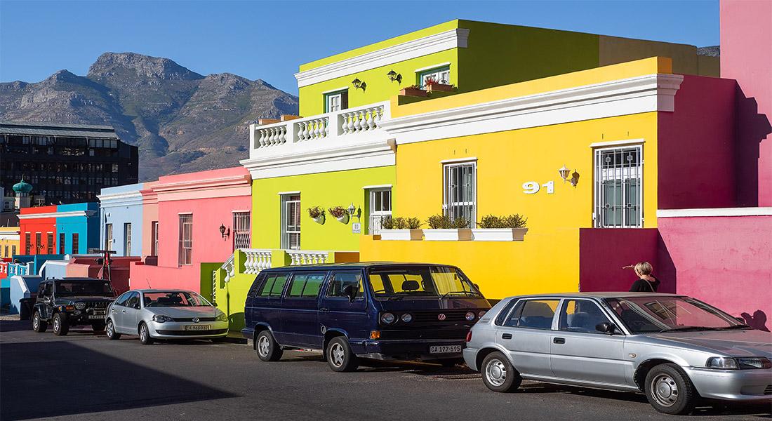Muslimanska četvrt u Cape Townu