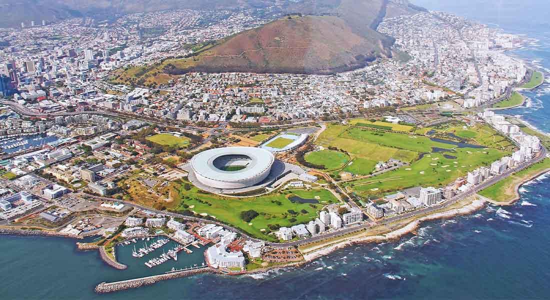 Obilazak Cape Towna