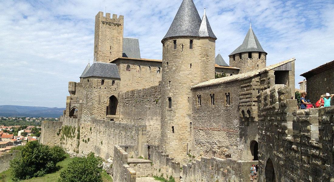 Carcassonne u Francuskoj