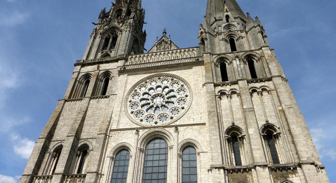 Katedrala u Chartresu u Francuskoj