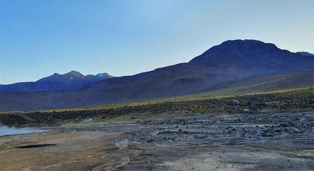 Geotermalno polje u Čileu