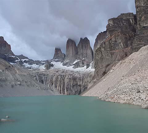 Obilazak Patagonije: ledenjaci, jezera i Nova godina