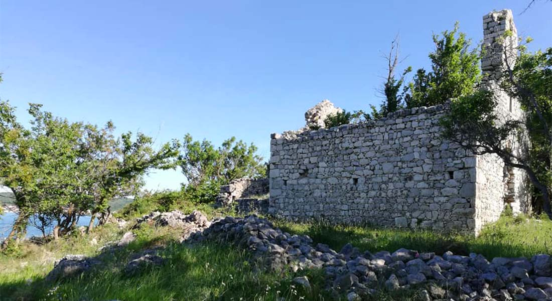 U potrazi za frankopanskim posjedima na otoku Krku