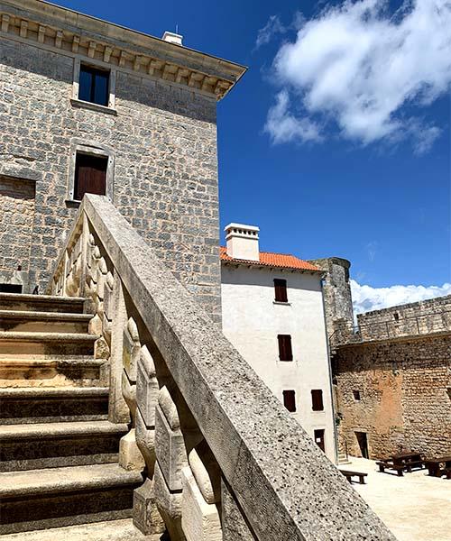 Palača u kaštelu Morosini Grimani
