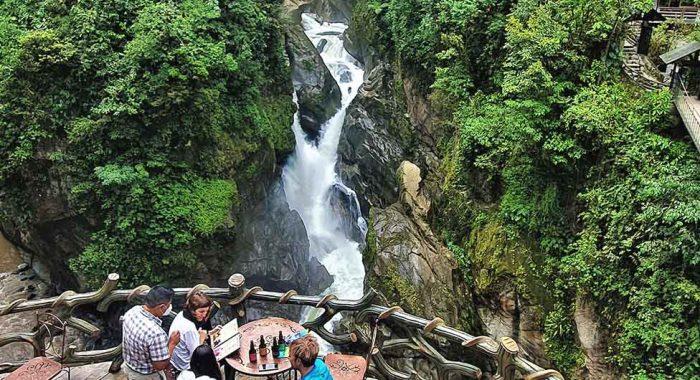 Banos u Ekvadoru: slapovi, džungla, vulkan i puno adrenalina
