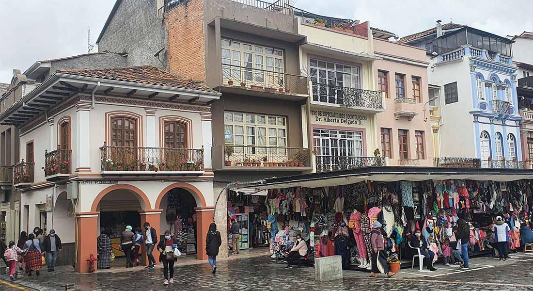 Cuenca u Ekvadoru