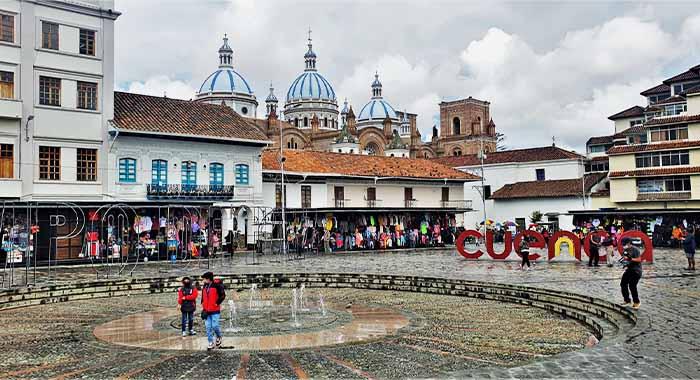 Cuenca, najljepši grad u Ekvadoru
