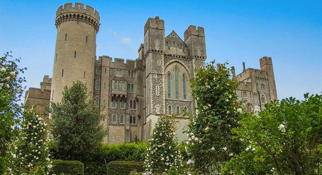 Dvorac Arundel u Engleskoj