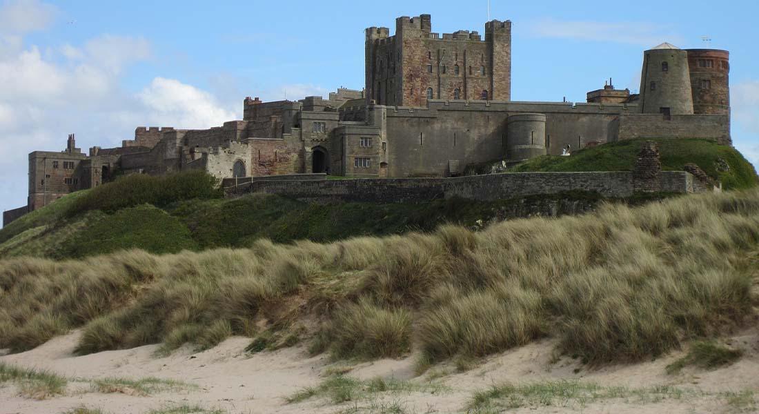 Dvorac Bamburgh