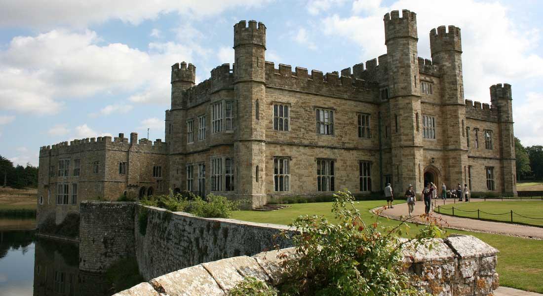 Dvorci u Engleskoj: Leeds castle