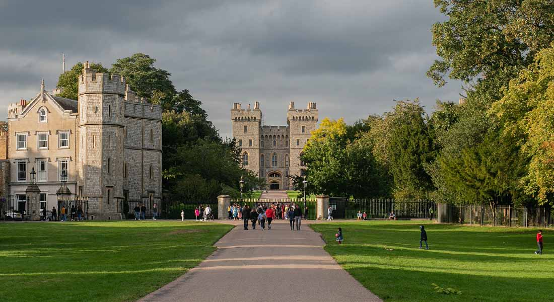 Dvorci u Engleskoj: Windsor castle