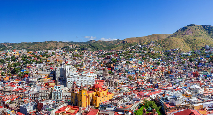 Guanajuato: Poljubite se u ulici poljubaca u najljepšem gradu Meksika!