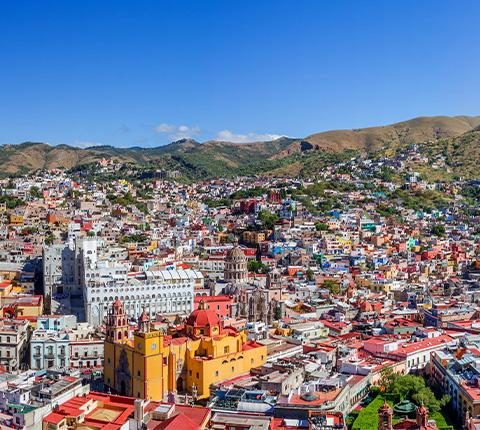 Posjetite Guanajuato, najljepši grad u Meksiku!
