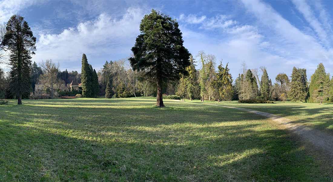Arboretum Opeka