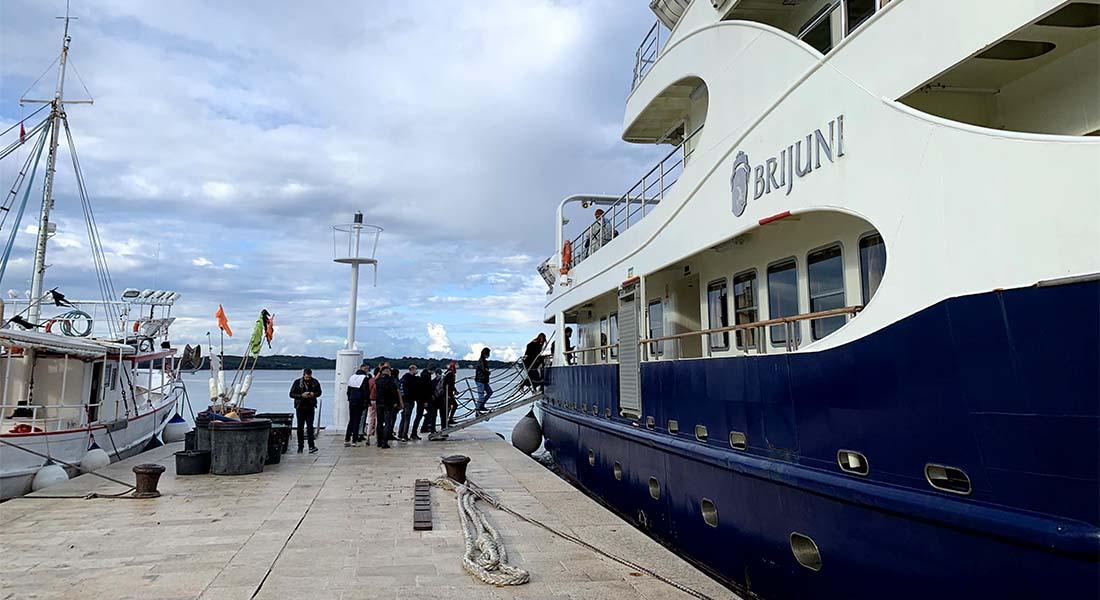 Brod za Brijune