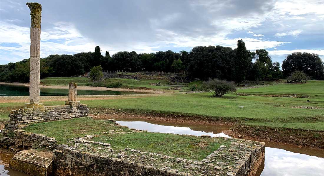 Rimske vile na Brijunima