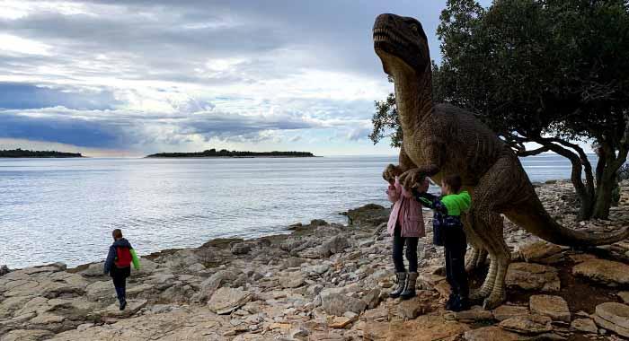 Brijuni: Avantura u carstvu životinja i dinosaura