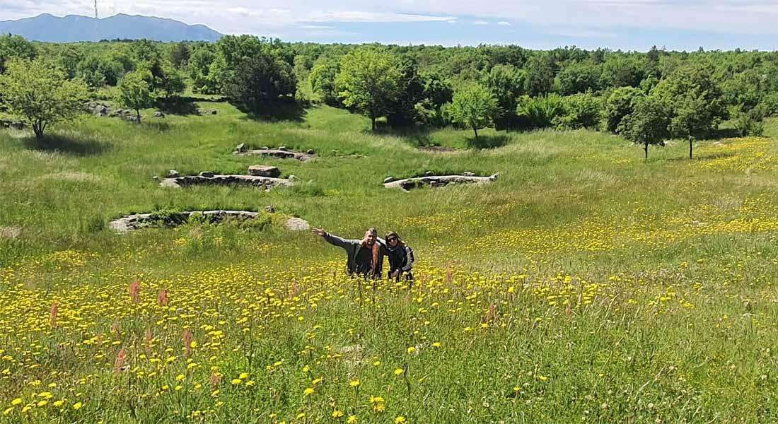 Arheološki lokalitet Mala Crljivica