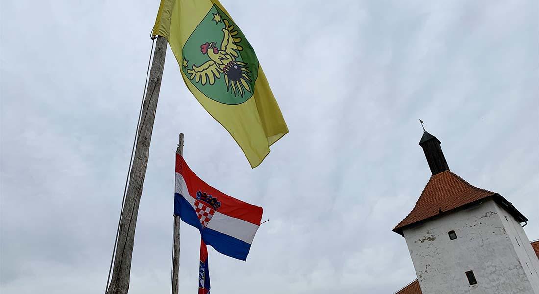 Grb grada Đurđevca