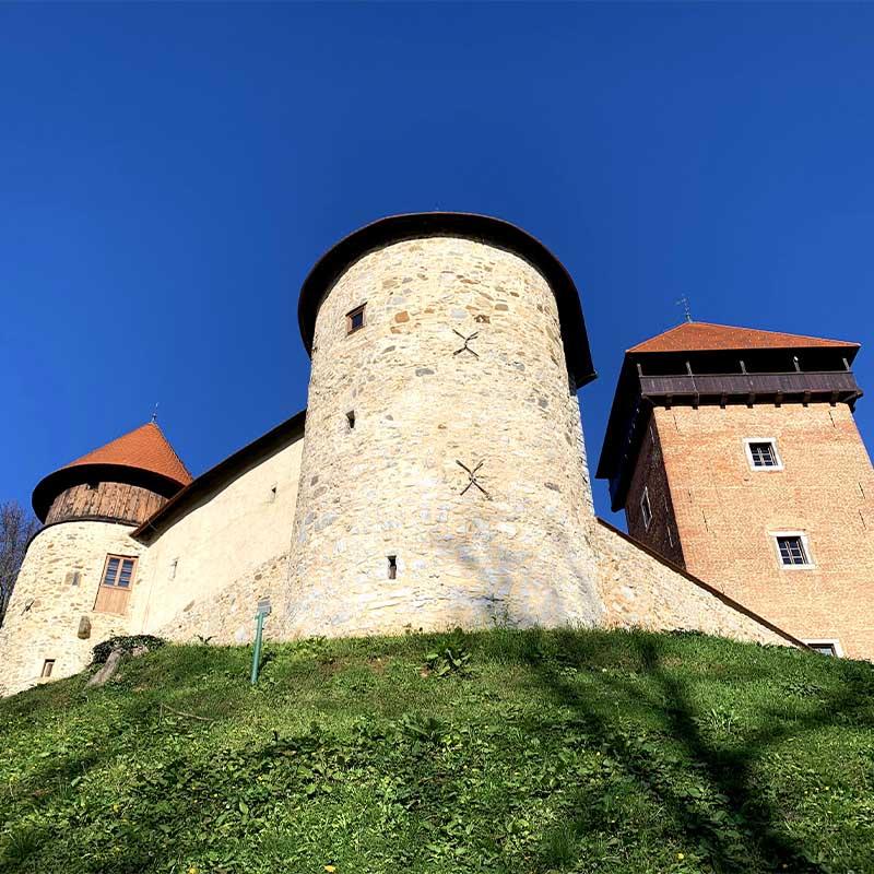 Stari grad Dubovac: istražite kaštel u Karlovcu