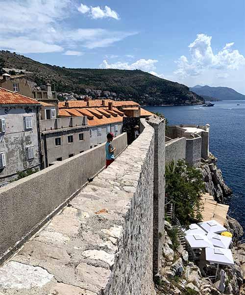 Obilazak dubrovačkih zidina