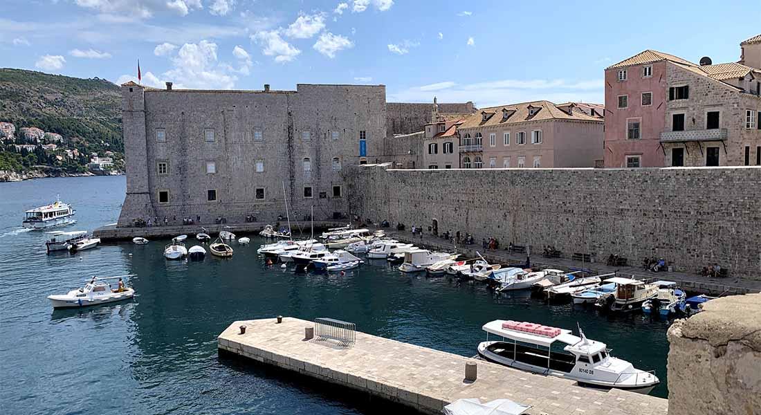 Tvrđava svetog Ivana u Dubrovniku