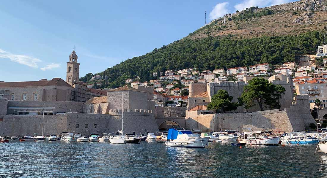 Tvrđava Revelin u Dubrovniku