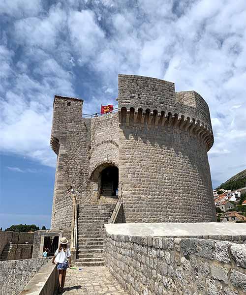 Minčeta u Dubrovniku