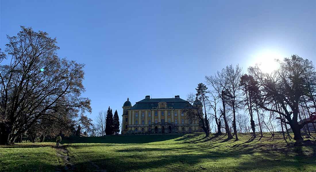 Dvorac u Našicama
