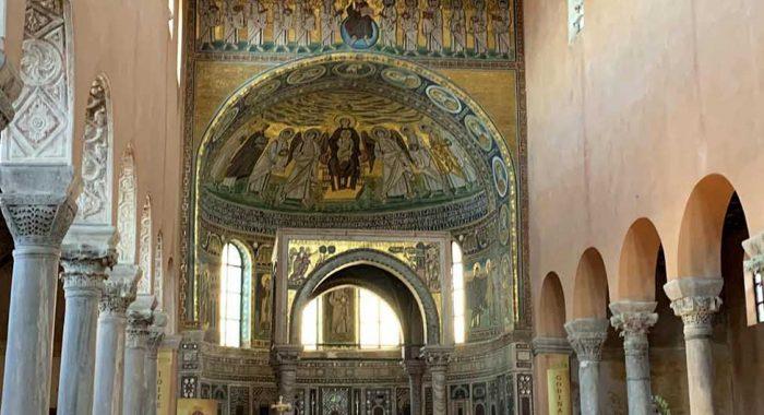 Eufrazijeva bazilika: zakoračite u svijet Bizanta