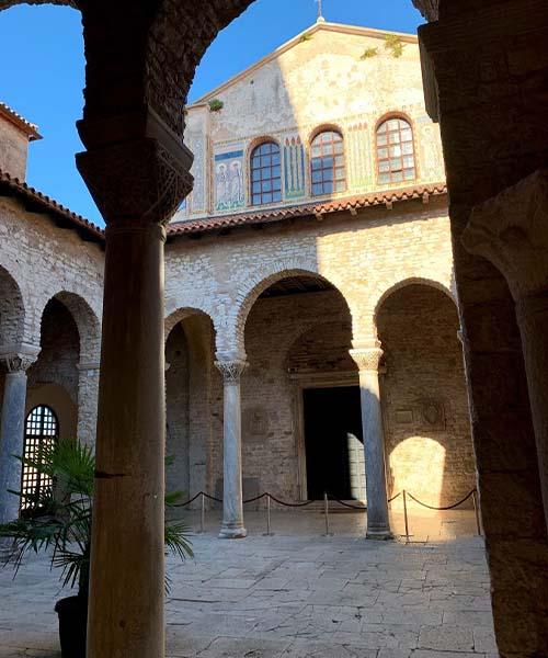 Obilazak Eufrazijeve bazilike