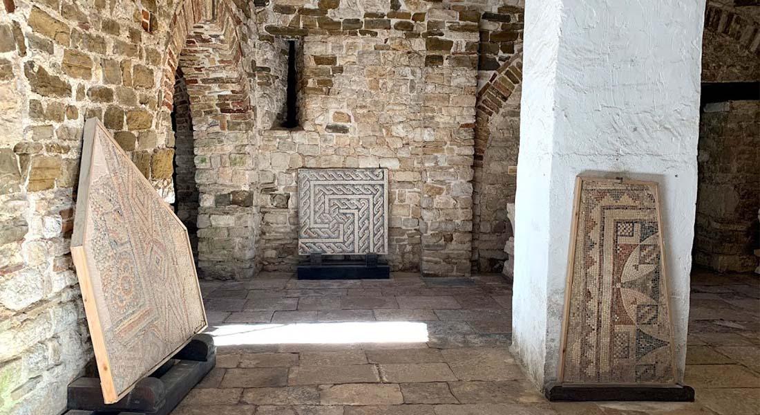 Lapidarij u Eufrazijevoj bazilici