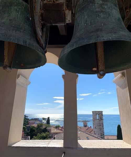 Zvonik Eufrazijeve bazilike