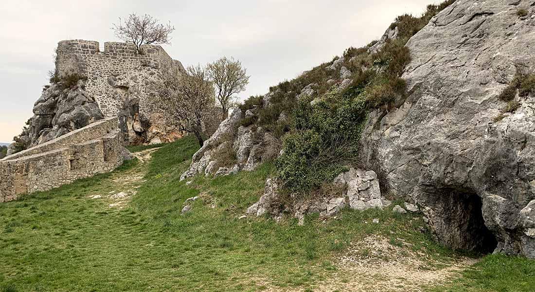 Obilazak tvrđave u Kninu