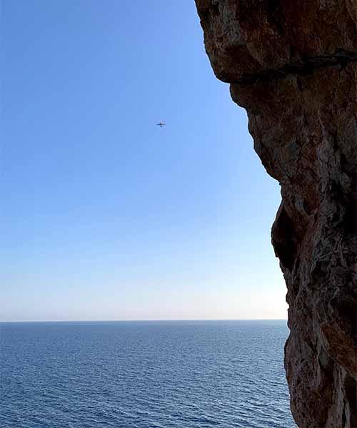 Avion leti u Zračnu luku Dubrovnik