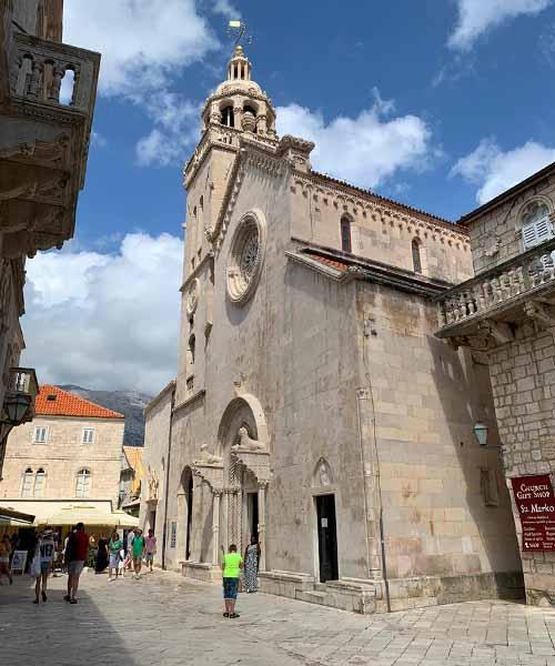 Katedrala svetog Marka u Korčuli