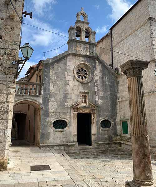 Crkva u Korčuli