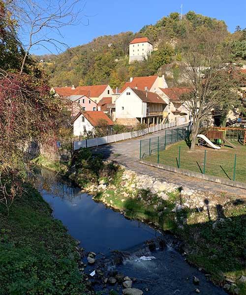 Stari grad Krapina