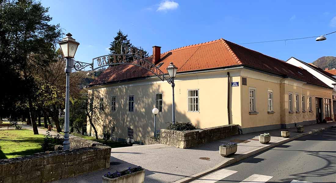 Rodna kuća Ljudevita Gaja u Krapini