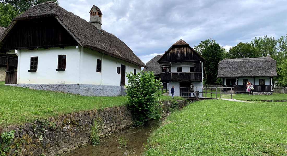 Staro selo Kumrovec