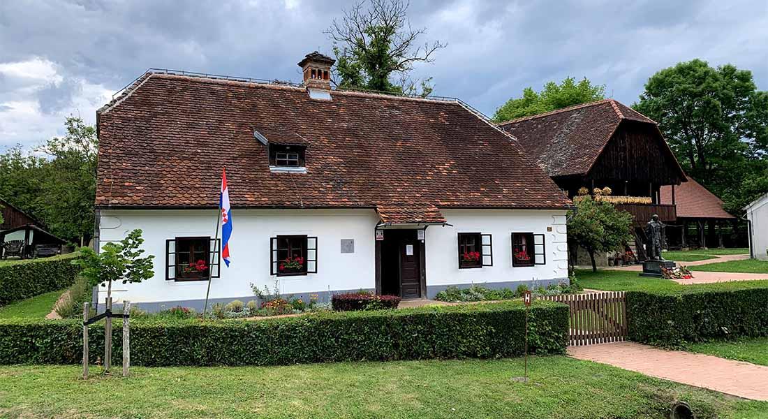 Titova rodna kuća u Kumrovcu
