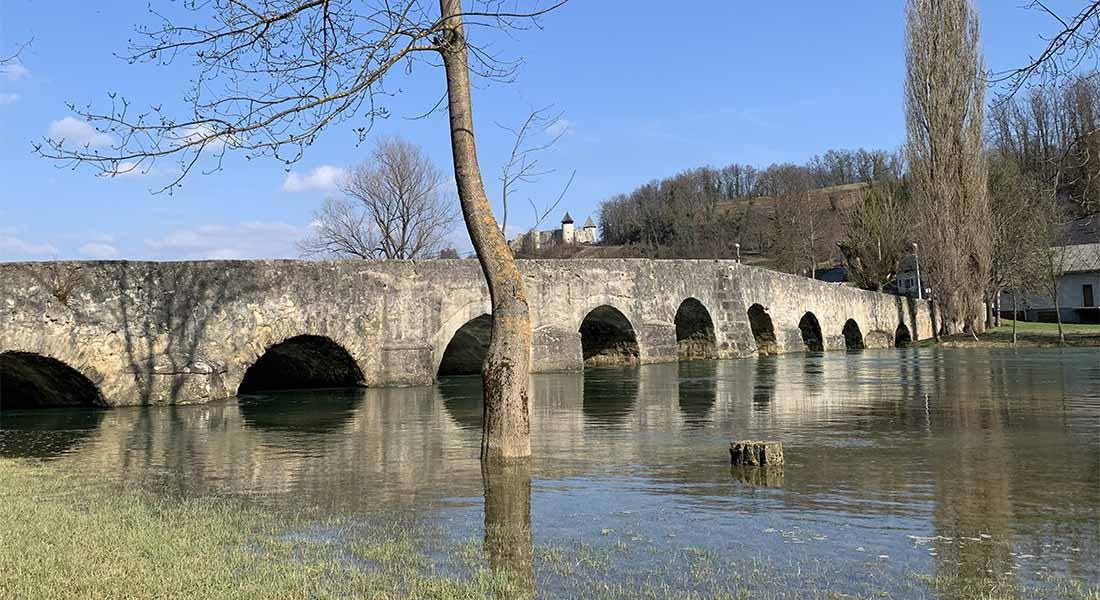 Kameni most na Dobri