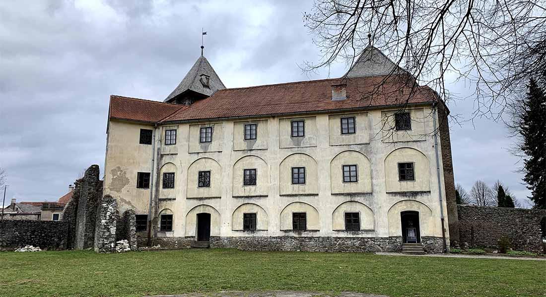 Frankopanski kaštel u Ogulinu