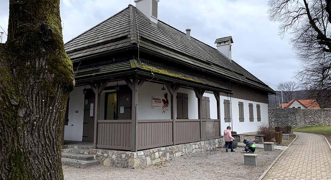 Ivanina kuća bajke u Ogulinu