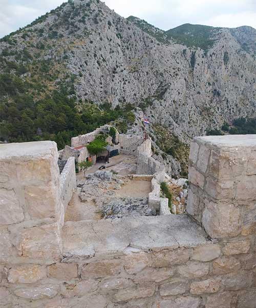 Fortica u Omišu