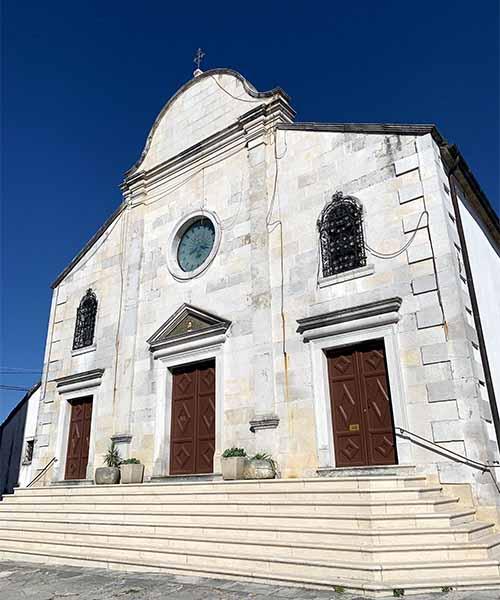 Župna crkva u Oprtlju