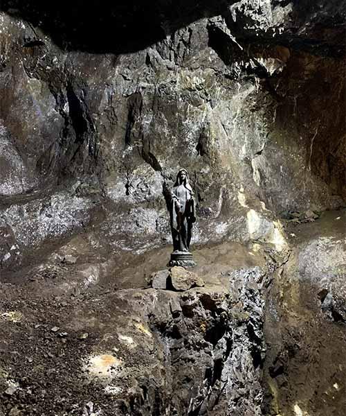 Sveta Barbara, zaštitnica rudara