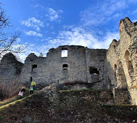 Izlet u Ružica grad: fantastičan grad-utvrda-dvorac u Slavoniji
