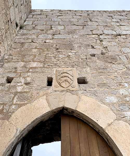 Tvrđava svetog Mihovila u Šibeniku