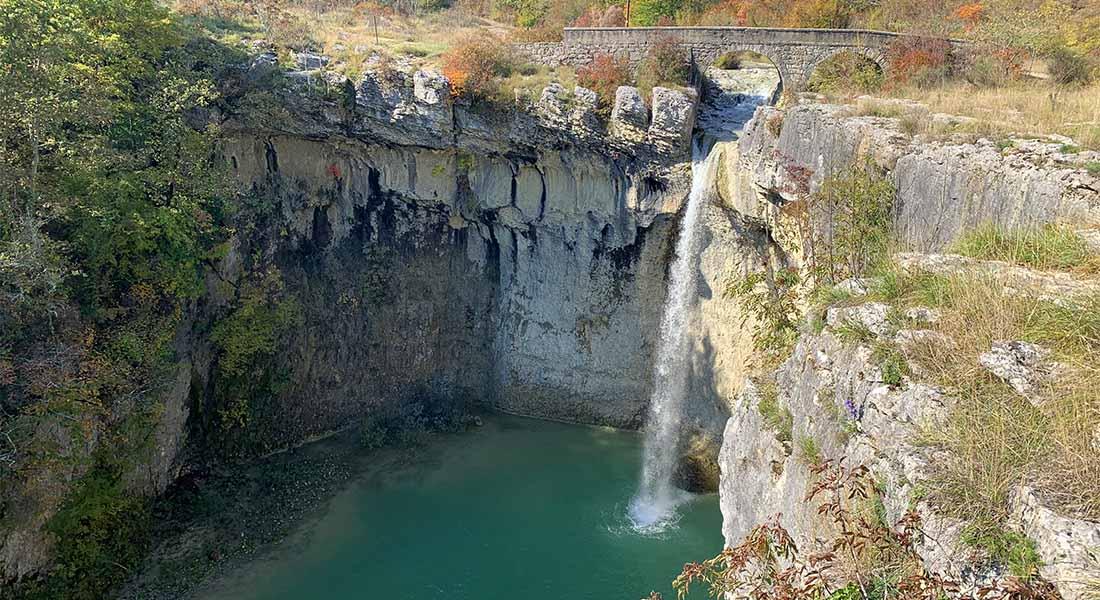 Slap Sopot u Istri